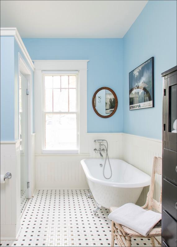 King William San Antonio Texas   Bathroom Addition   Bath Interior Design   Betsy Homan Design